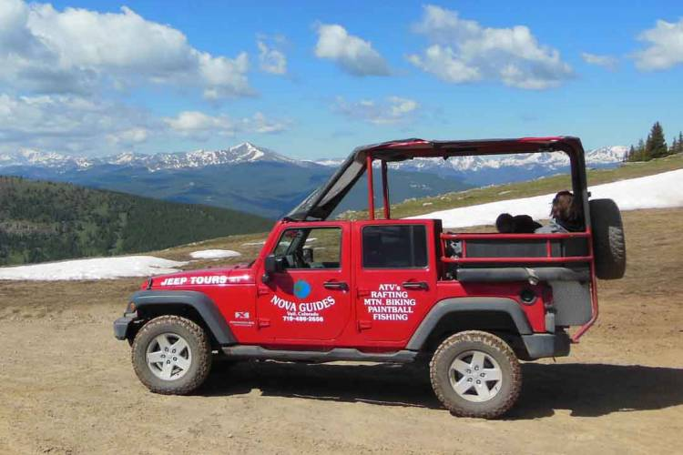 Jeep tour by Nova Guides